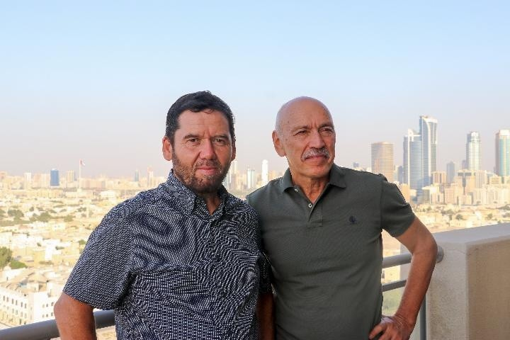 Татарские встречи на берегу Персидского Залива: интеграторы социальной реальности