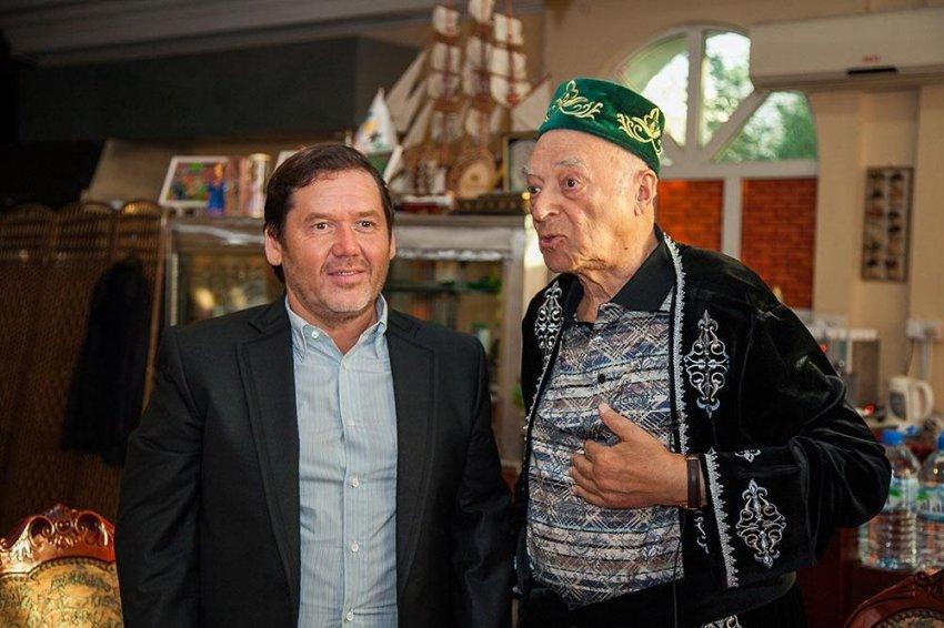 Татарские встречи на берегу Персидского залива: «Куда приводят мечты»