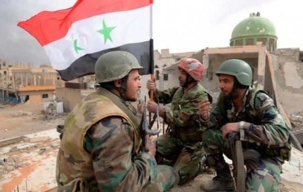 Боевики продолжают вести военные действия в Сирии