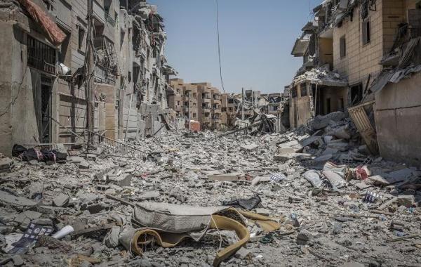 Боевики готовят в Сирии постановочные химатаки
