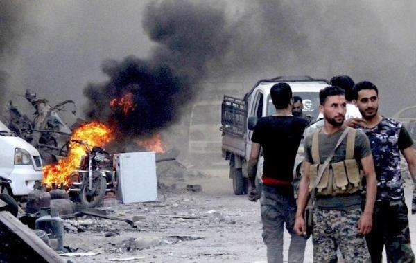 Мирные жители в Сирии продолжают гибнуть из-за боевиков
