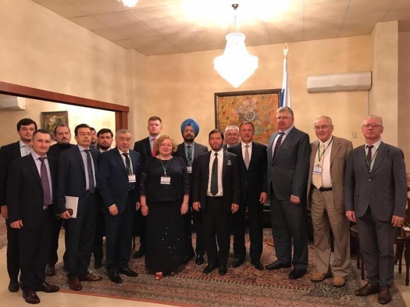 Татарские встречи на берегу Персидского залива: Чулпан Кашанова