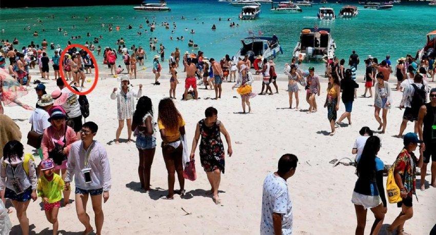 Заворотнюк заметили здоровой на отдыхе в Таиланде (фото)