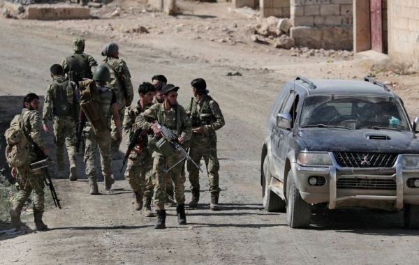 Боевики накаляют обстановку в Сирии