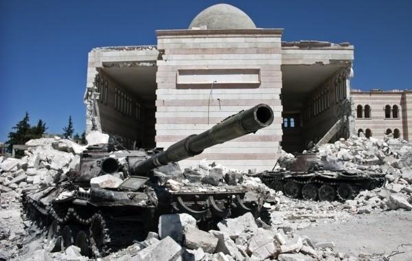 Дамаск оказался в эпицентре ракетной атаки