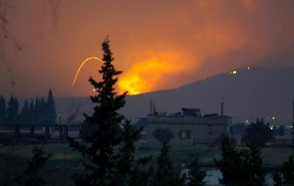 Обзор карты боевых действий в Сирии на сегодня, 09.02.2020