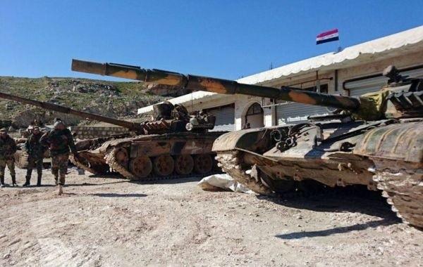 Турецкая армия проявила агрессию в Сирии
