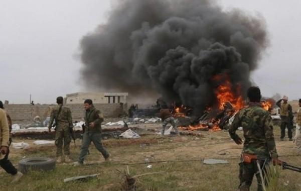 Обзор карты боевых действий в Сирии от 8 марта 2020