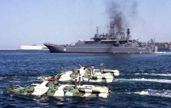 За неделю в Сирию отправился пятый корабль ВМФ России