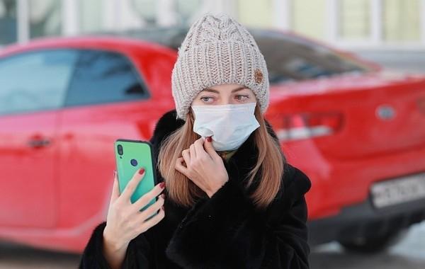 Названа польза медицинской маски перед коронавирусом