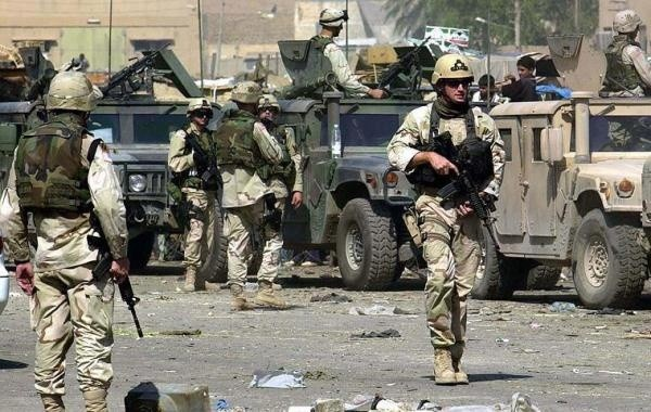Американский патруль заблокировал российский конвой в Сирии