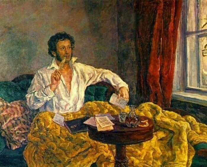 Эпизод карантина 1830 года: «Направляющий свет» А.С. Пушкина