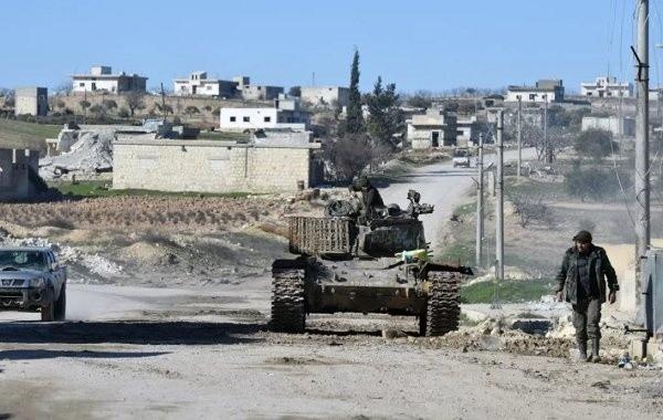 В Сирии разбомбили колонну американских военных
