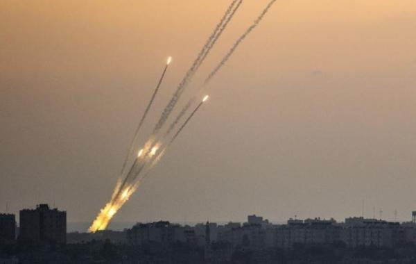 Столица Сирии вновь оказалась под ракетным обстрелом