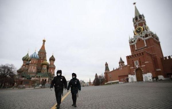 Индекс самоизоляции в Москве снизился в очередной раз