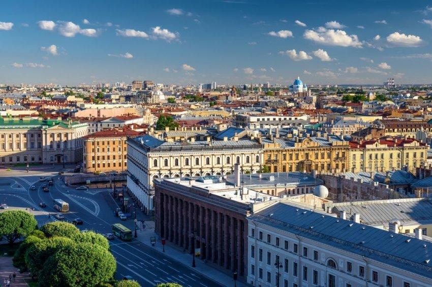 Какую работу предлагают в Санкт-Петербурге