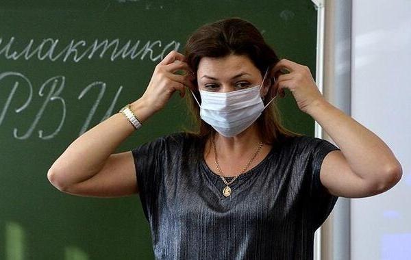 Опровергнута информация о том, что учителей заставят носить маски