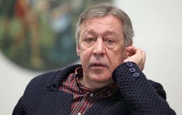 Михаил Ефремов решился на исповедь