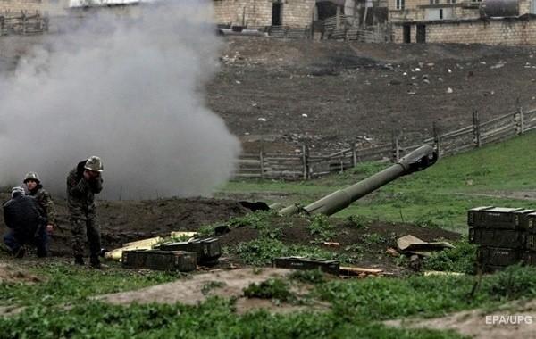 В Нагорном Карабахе погиб русский солдат