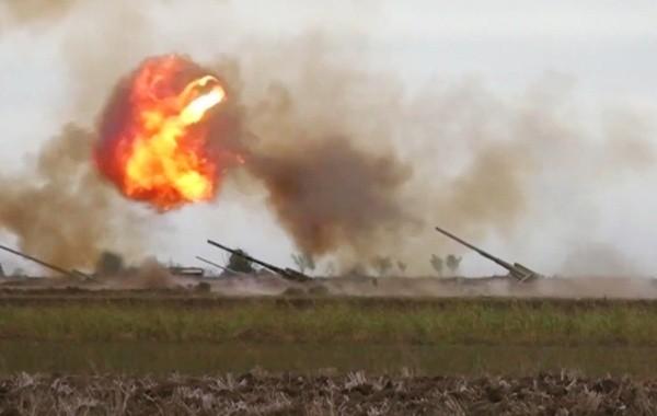 Перемирие в Нагорном Карабахе окончательно сорвалось