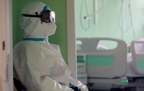 В России за сутки скончалось 320 человек с коронавирусом