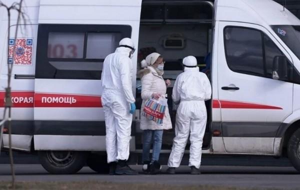 В России за сутки выявили более 18 тысяч новых случаев заражения коронавирусом