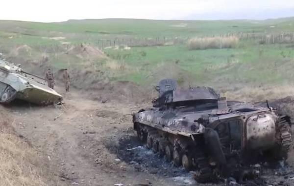 В Армении усомнились в возможности перемирия в Карабахе