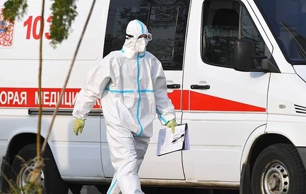 Посчитано количество новых случаев заражения коронавирусом в России