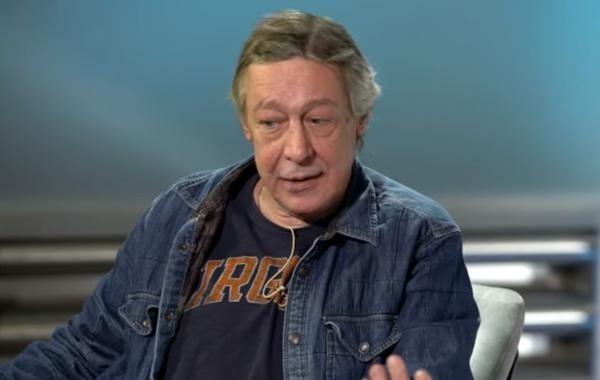 Актера Михаила Ефремова перевели из СИЗО в колонию