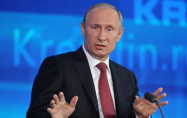 Перед пресс-конференцией Путина фиксируется рост тревожности у россиян