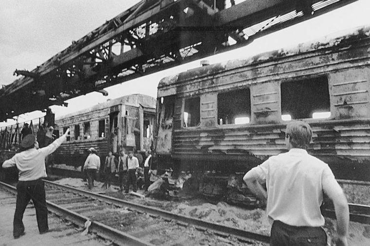 Крушение поезда на станции Ламенская: малоизвестные трагедии советских времен