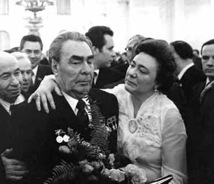 Исмагил Шангареев: мошенничество и бриллианты Галины Брежневой
