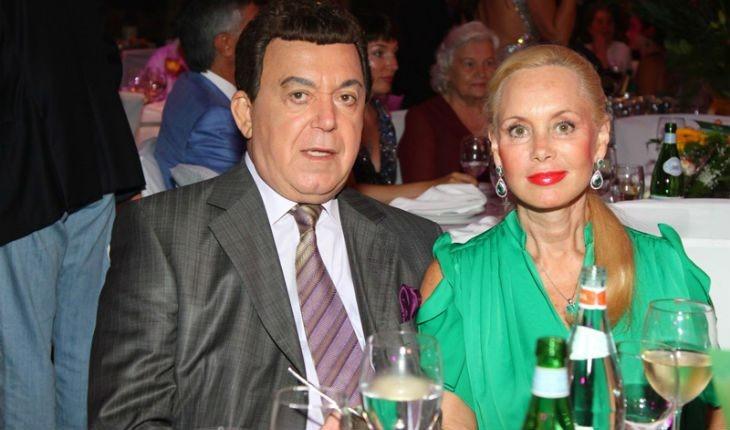 Вдова Кобзона раскрыла тайну о приемном сыне из Армении