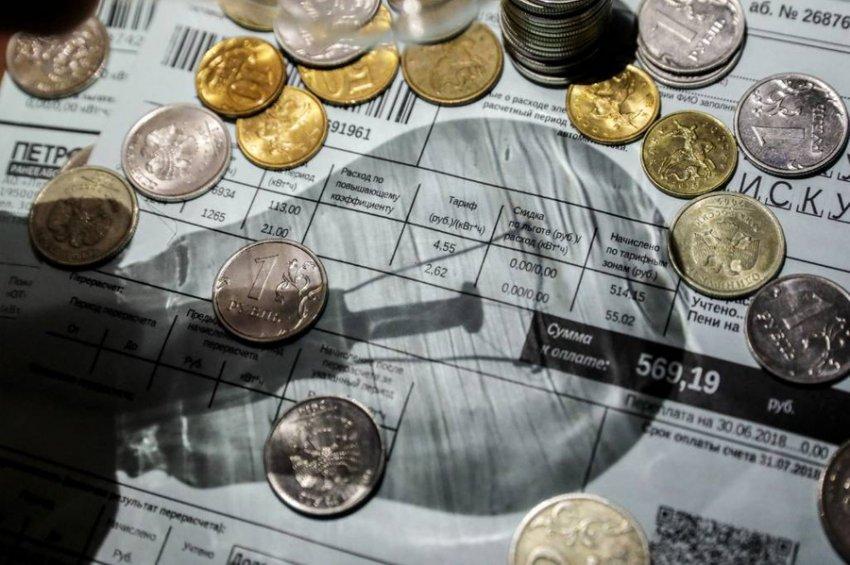 Россиянам напомнили о штрафах за неоплату услуг ЖКХ