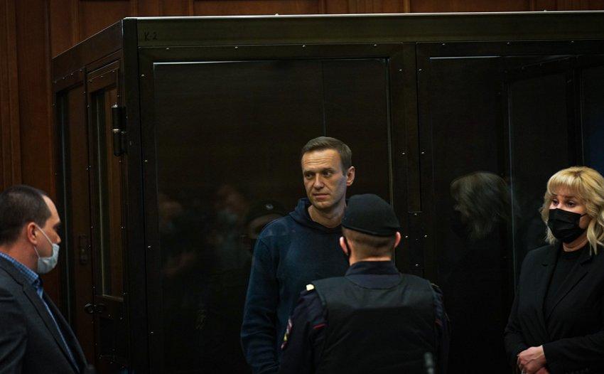Суд огласил приговор Навальному 2 февраля 2021 года