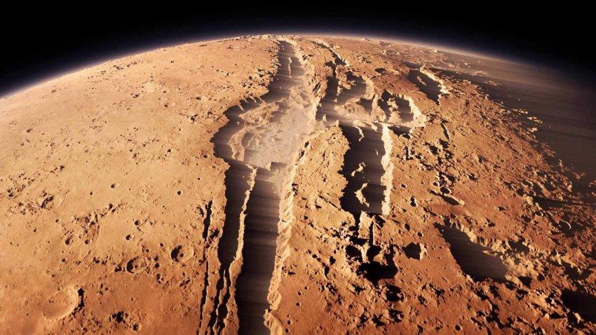 Россия первой вмире обнаружила наМарсе вещество сЗемли