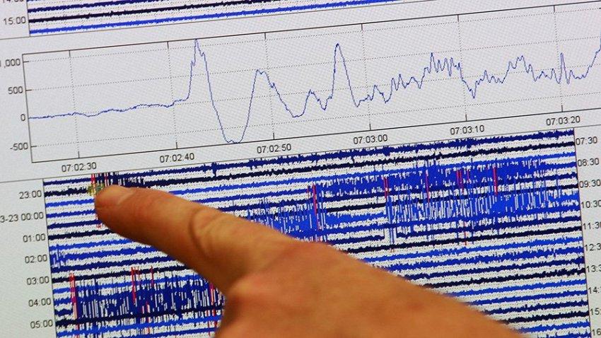 В Армении произошло землетрясение силой около 6 баллов