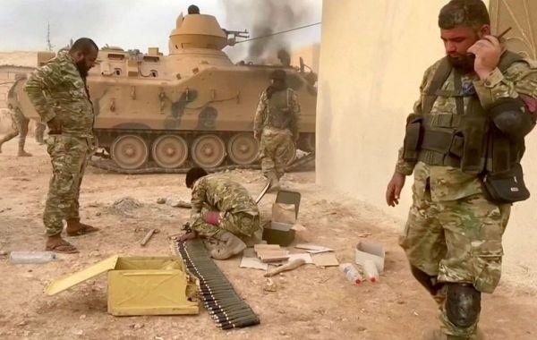 В Минобороны РФ заподозрили боевиков в Сирии в новых провокациях