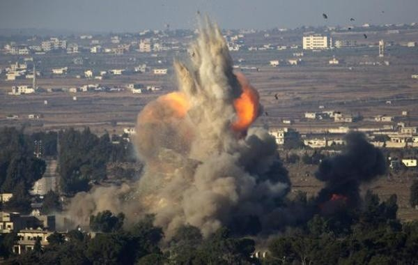 В Сирии американская база подверглась обстрелу Ираном российскими боеприпасами
