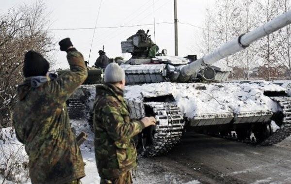 ВСУ минируют окрестности поселка Карбонит в Донбассе