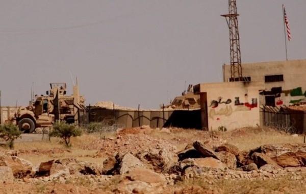 Американскую военную базу разбомбили в Сирии