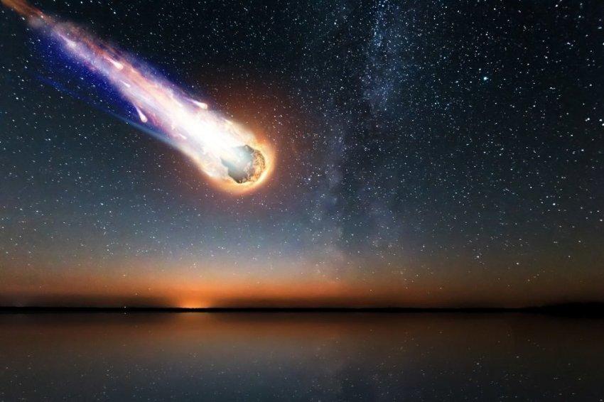 Ученые NASA оценили риск столкновения астероида с Землей