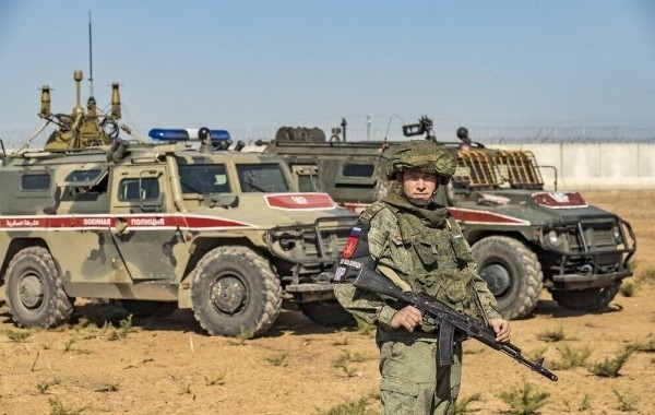 Российские военные сообщили о напряженной ситуации в Сирии