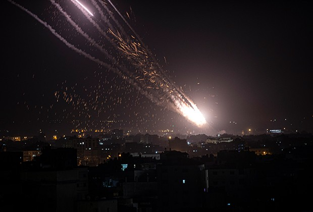 Почему началось обострение конфликта Израиля и Палестины