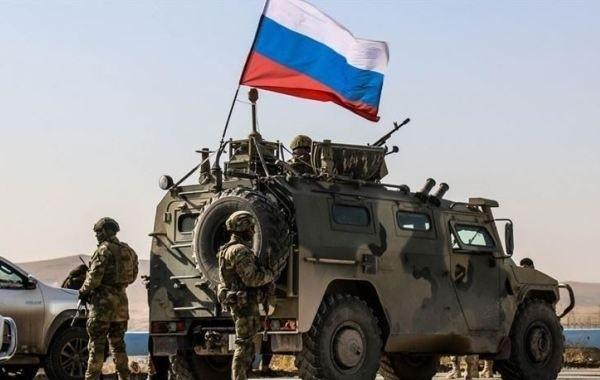 Военные РФ остановили американскую колонну в Сирии