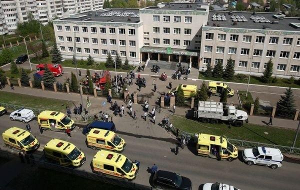 Вскрылись неожиданные подробности стрельбы в казанской школе