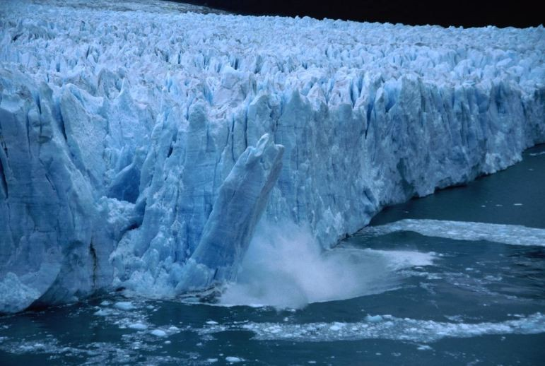 Самый большой в мире айсберг откололся от ледника в Антарктиде