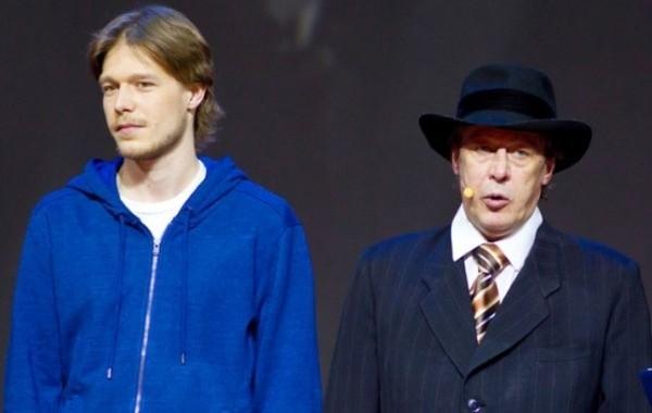 Никита Ефремов рассказал, как справился с обидой на отца