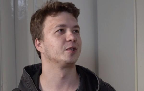 Протасевич заявил о даче признательных показаний по делу о беспорядках в Минске