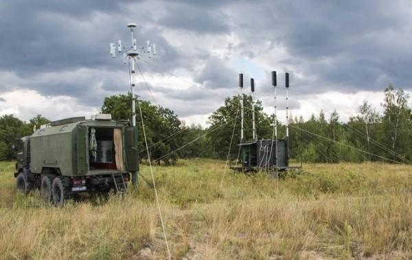 В ЛНР зафиксировали работу украинской станции РЭБ на линии разграничения